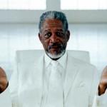 Morgan Freeman filmer och serier