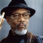 Morgan Freeman och Batman filmerna