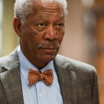 Morgan Freeman i The Dark Knight
